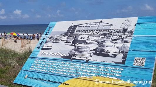 1955 Pavilion photo trail - Myrtle Beach