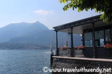 Harbor views of Bellagio