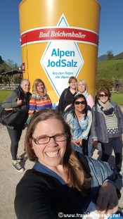 Salzberg Tour success