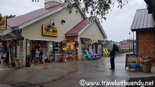 Tiki Jims favorite beach store - little pricey