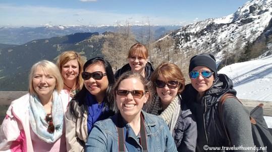 TWW crew - Berchtesgaden to Slovenia