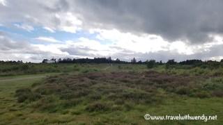 Culloden battlefield - shadows of yesterday