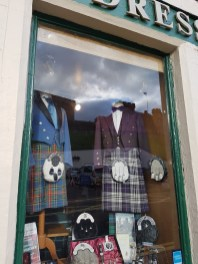 Inverness ~ Kilts and Tartans