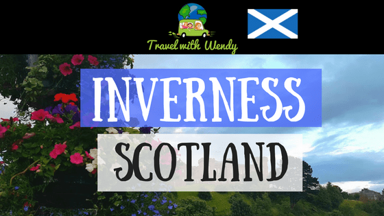 Inverness Scotland - TWW front page
