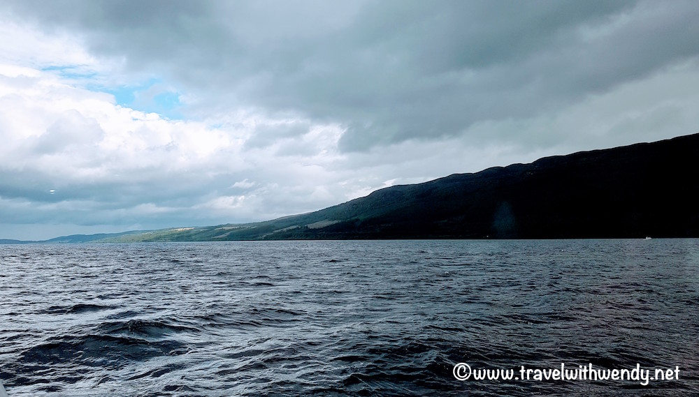 Lochness - Do you see Nessie? - Loch Ness