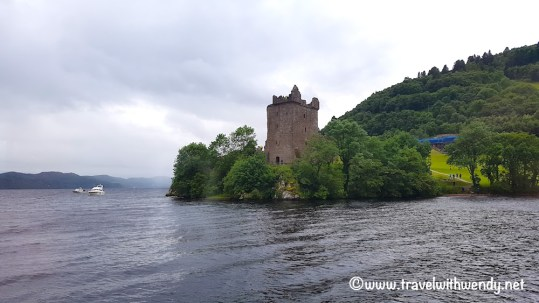 Lochness ~ Uruquart Castle