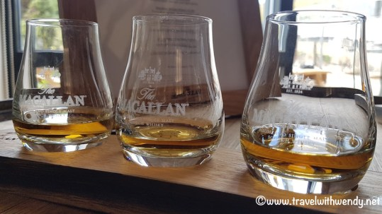 Macallan tastings