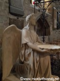 ST. GILES CHURCH - offering and forgiveness