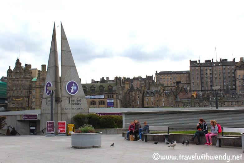 WHAT TO DO - Visitor's Center - Edinburgh