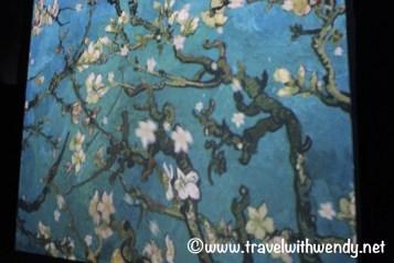 Art Exhibit - Asian Garden - Van Gogh
