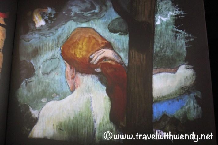 Art Exihibit - Monet to Kadinsky