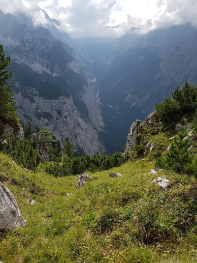 Breathtaking Views of the Alps