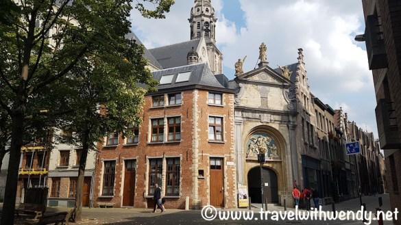 Architecture everywhere - Antwerp!