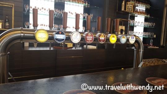 Brugges Beer Museum - Samplings