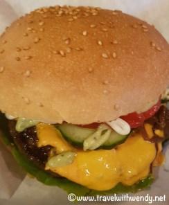 Burgers at BBB