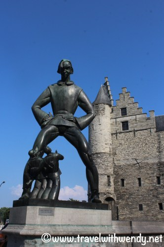 Giant and the Legend - Antwerp