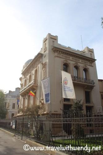 Government Buildings around Bucharest