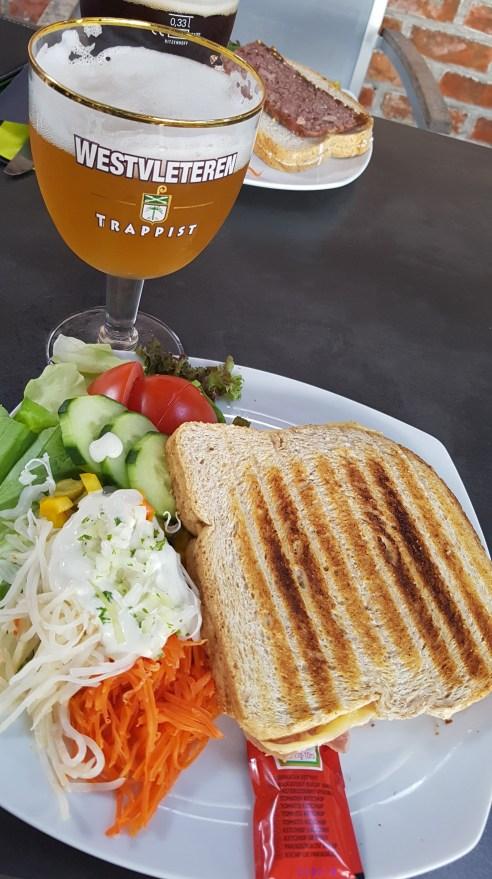 It's what's for lunch - Westvleteren