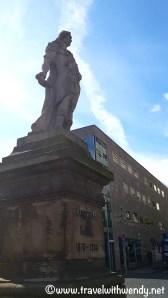 Statue of King Karl