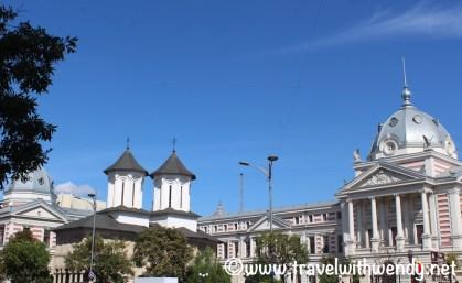 More beautiful architecture- Bucharest