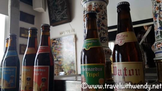 Pick a flavor - St. Bernardus