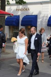 A wedding in Kassel
