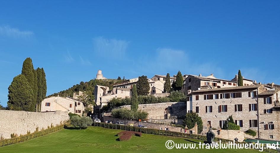 Gardens of Assisi