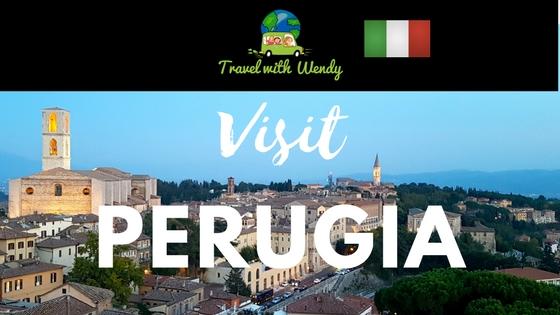 Visited Perugia