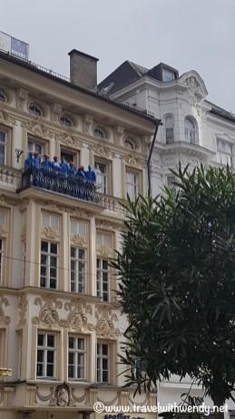 Blue Man Group ~ in Innsbruck!