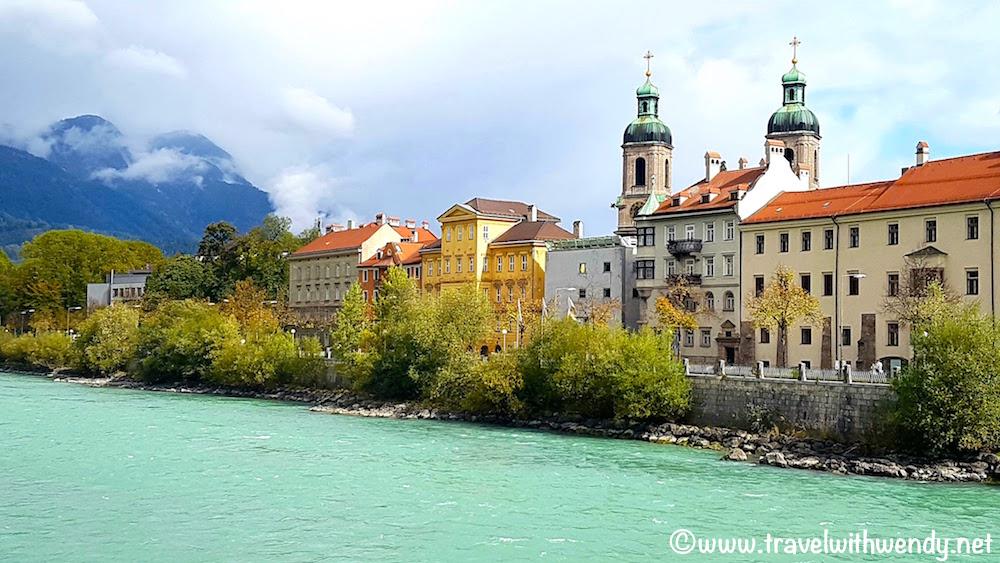 Innsbruck on the Inn