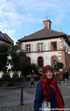 Little Katy in Ribeauville