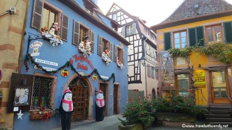 Ribeauville Marche