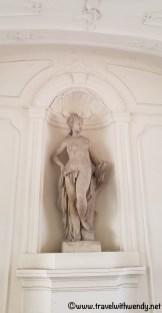 Statues in the Hofburg- Innsbruck
