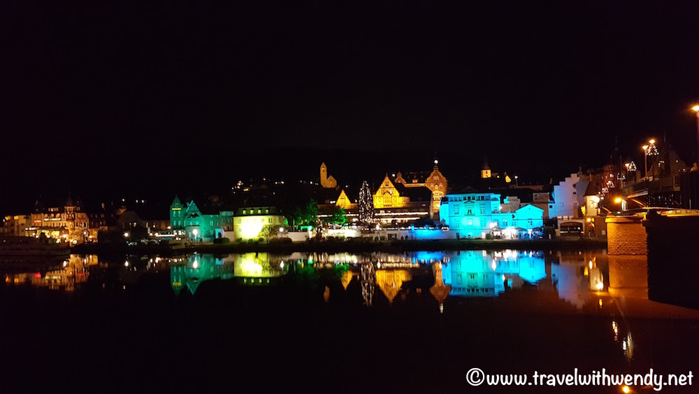 Mosel at night ~