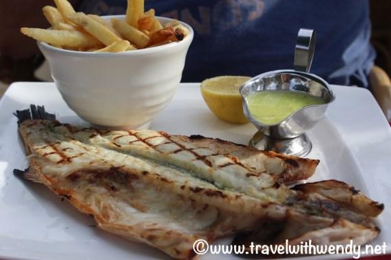 Gulf Restaurant - fresh fish - Eilat, Israel