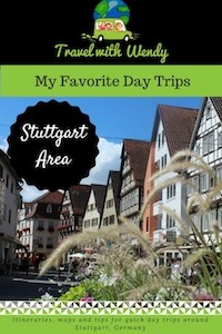 TWW Favorite Day trips