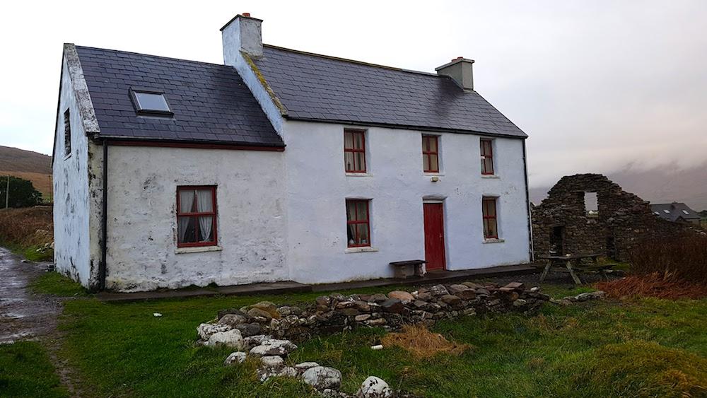 House in Ireland - Dingle Peninsula - HA