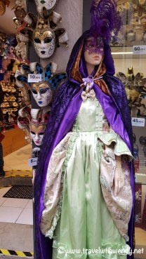 Costumes to rent - everywhere but not cheap!