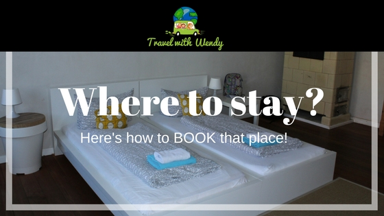 Where to stay_