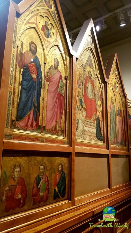 Bible stories in the Vatican