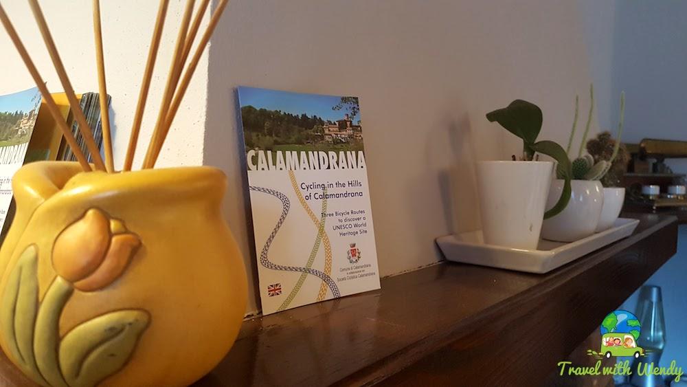 Calamandrana - O.k. bike it!