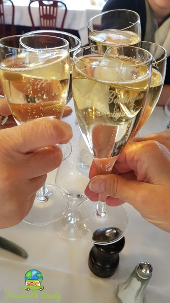 Cheers to you ~ on your next visit to Epernay