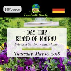 Day trip - Island of Mainau