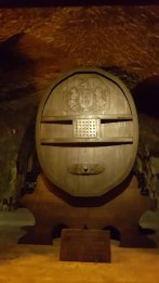 Napoleon's gift the Moët - Port wine!