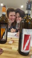 Having fun at Ignazio's