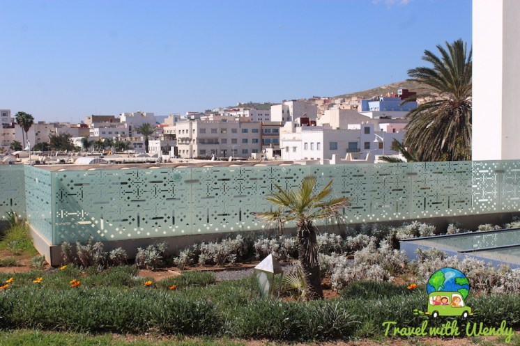 Nador from the Mercure rooftop