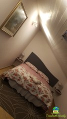 Our adorable room in Che Piasi