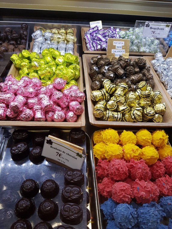 Pick and grab chocolate combos