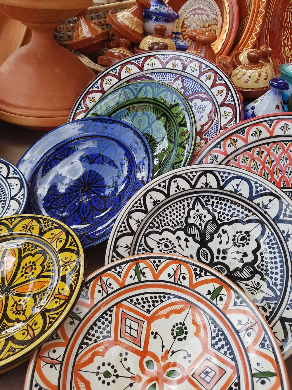 Pottery and more - Souk