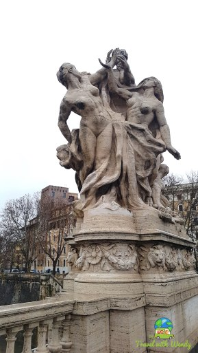 Statues on Bridges